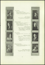 Page 15, 1921 Edition, North High School - Viking Yearbook (Denver, CO) online yearbook collection