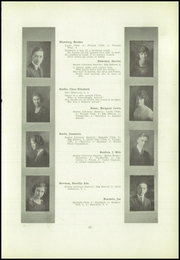 Page 17, 1921 Edition, North High School - Viking Yearbook (Denver, CO) online yearbook collection