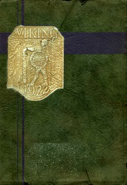 Page 1, 1922 Edition, North High School - Viking Yearbook (Denver, CO) online yearbook collection