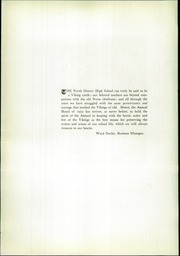 Page 6, 1922 Edition, North High School - Viking Yearbook (Denver, CO) online yearbook collection