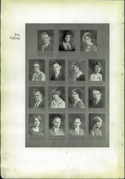 Page 12, 1926 Edition, North High School - Viking Yearbook (Denver, CO) online yearbook collection