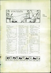 Page 9, 1926 Edition, North High School - Viking Yearbook (Denver, CO) online yearbook collection