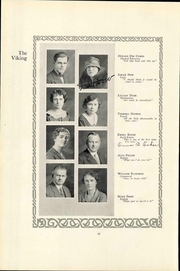 Page 16, 1928 Edition, North High School - Viking Yearbook (Denver, CO) online yearbook collection