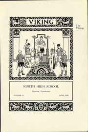 Page 7, 1928 Edition, North High School - Viking Yearbook (Denver, CO) online yearbook collection