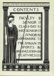 Page 11, 1930 Edition, North High School - Viking Yearbook (Denver, CO) online yearbook collection