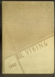 Page 1, 1940 Edition, North High School - Viking Yearbook (Denver, CO) online yearbook collection
