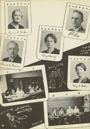 Page 14, 1940 Edition, North High School - Viking Yearbook (Denver, CO) online yearbook collection