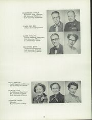 Page 16, 1954 Edition, North High School - Viking Yearbook (Denver, CO) online yearbook collection