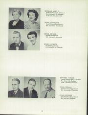 Page 17, 1954 Edition, North High School - Viking Yearbook (Denver, CO) online yearbook collection