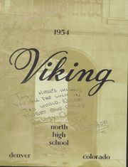 Page 5, 1954 Edition, North High School - Viking Yearbook (Denver, CO) online yearbook collection