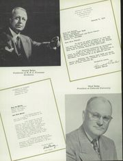 Page 8, 1954 Edition, North High School - Viking Yearbook (Denver, CO) online yearbook collection