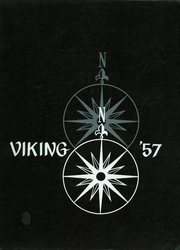 North High School - Viking Yearbook (Denver, CO) online yearbook collection, 1957 Edition, Page 1