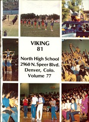 Page 5, 1981 Edition, North High School - Viking Yearbook (Denver, CO) online yearbook collection