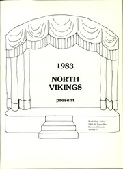 Page 5, 1983 Edition, North High School - Viking Yearbook (Denver, CO) online yearbook collection