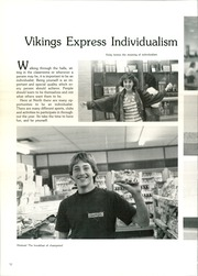Page 16, 1986 Edition, North High School - Viking Yearbook (Denver, CO) online yearbook collection