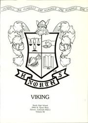 Page 5, 1986 Edition, North High School - Viking Yearbook (Denver, CO) online yearbook collection