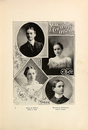 Page 75, 1899 Edition, Los Angeles High School - Blue and White Yearbook (Los Angeles, CA) online yearbook collection