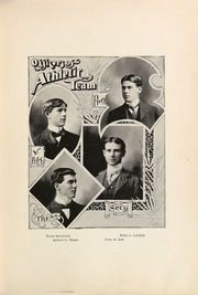 Page 89, 1899 Edition, Los Angeles High School - Blue and White Yearbook (Los Angeles, CA) online yearbook collection