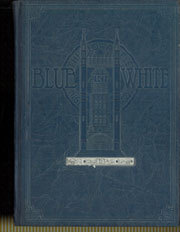 Page 1, 1931 Edition, Los Angeles High School - Blue and White Yearbook (Los Angeles, CA) online yearbook collection