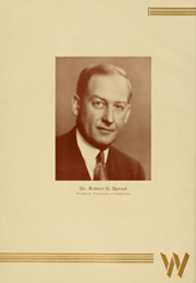 Page 10, 1935 Edition, Los Angeles High School - Blue and White Yearbook (Los Angeles, CA) online yearbook collection
