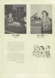 Page 9, 1949 Edition, Los Angeles High School - Blue and White Yearbook (Los Angeles, CA) online yearbook collection