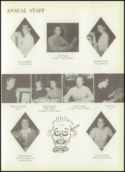 Page 19, 1950 Edition, Los Angeles High School - Blue and White Yearbook (Los Angeles, CA) online yearbook collection