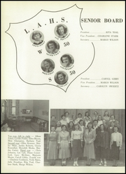 Page 20, 1950 Edition, Los Angeles High School - Blue and White Yearbook (Los Angeles, CA) online yearbook collection