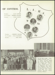 Page 21, 1950 Edition, Los Angeles High School - Blue and White Yearbook (Los Angeles, CA) online yearbook collection