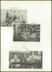 Page 26, 1950 Edition, Los Angeles High School - Blue and White Yearbook (Los Angeles, CA) online yearbook collection