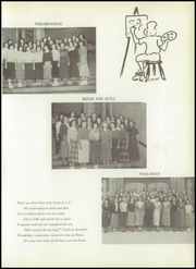 Page 27, 1950 Edition, Los Angeles High School - Blue and White Yearbook (Los Angeles, CA) online yearbook collection