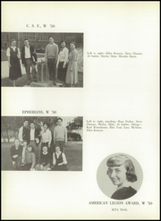 Page 28, 1950 Edition, Los Angeles High School - Blue and White Yearbook (Los Angeles, CA) online yearbook collection