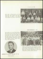 Page 29, 1950 Edition, Los Angeles High School - Blue and White Yearbook (Los Angeles, CA) online yearbook collection