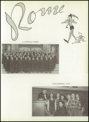 Page 31, 1950 Edition, Los Angeles High School - Blue and White Yearbook (Los Angeles, CA) online yearbook collection