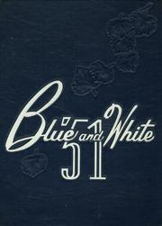 1951 Edition, Los Angeles High School - Blue and White Yearbook (Los Angeles, CA)