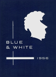 1956 Edition, Los Angeles High School - Blue and White Yearbook (Los Angeles, CA)