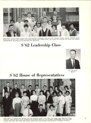 Page 11, 1962 Edition, Los Angeles High School - Blue and White Yearbook (Los Angeles, CA) online yearbook collection