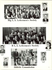 Page 13, 1962 Edition, Los Angeles High School - Blue and White Yearbook (Los Angeles, CA) online yearbook collection