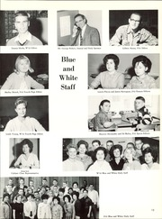 Page 17, 1962 Edition, Los Angeles High School - Blue and White Yearbook (Los Angeles, CA) online yearbook collection