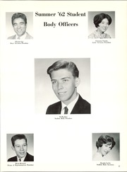 Page 9, 1962 Edition, Los Angeles High School - Blue and White Yearbook (Los Angeles, CA) online yearbook collection