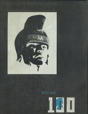 1973 Edition, Los Angeles High School - Blue and White Yearbook (Los Angeles, CA)