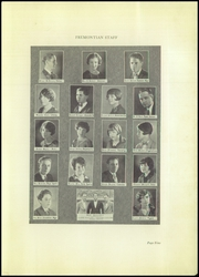 Page 11, 1926 Edition, John Fremont High School - Fremontian Yearbook (Los Angeles, CA) online yearbook collection
