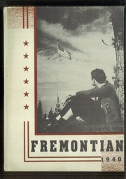 Page 1, 1940 Edition, John Fremont High School - Fremontian Yearbook (Los Angeles, CA) online yearbook collection
