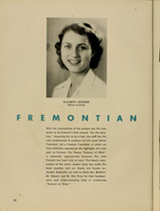 Page 14, 1942 Edition, John Fremont High School - Fremontian Yearbook (Los Angeles, CA) online yearbook collection