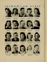 Page 16, 1942 Edition, John Fremont High School - Fremontian Yearbook (Los Angeles, CA) online yearbook collection