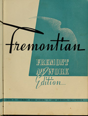 Page 7, 1942 Edition, John Fremont High School - Fremontian Yearbook (Los Angeles, CA) online yearbook collection