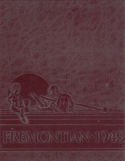 1949 Edition, John Fremont High School - Fremontian Yearbook (Los Angeles, CA)