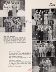Page 10, 1951 Edition, John Fremont High School - Fremontian Yearbook (Los Angeles, CA) online yearbook collection