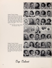 Page 14, 1951 Edition, John Fremont High School - Fremontian Yearbook (Los Angeles, CA) online yearbook collection