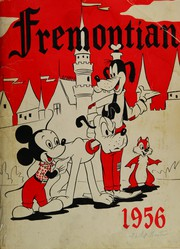 1956 Edition, John Fremont High School - Fremontian Yearbook (Los Angeles, CA)