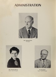 Page 6, 1956 Edition, John Fremont High School - Fremontian Yearbook (Los Angeles, CA) online yearbook collection